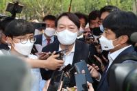 검찰 밖 '캠프' 준비…'정치인' 윤석열 바라보는 법조계 시선